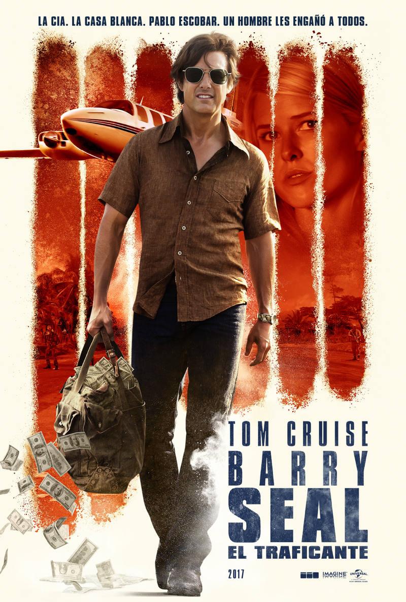 Barry Seal: El traficante (American Made)