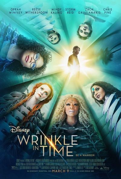 A Wrinkle in Time (Un Pliegue en el Tiempo)
